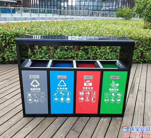 两分类垃圾桶,垃圾分类垃圾桶,四分类垃圾