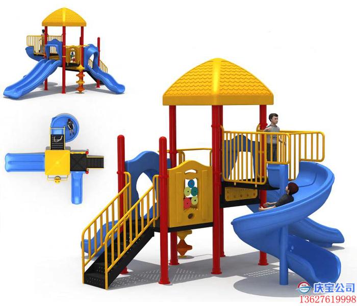 儿童游乐滑滑梯,儿童组合滑梯,儿童滑梯的选购技巧