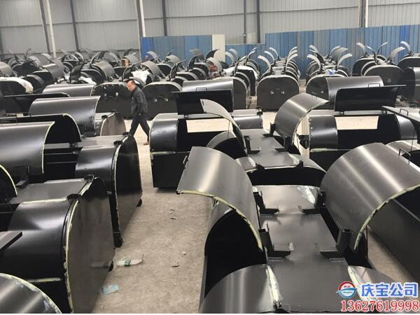 荣昌区市政局项目 环卫垃圾箱 塑料分类垃圾桶(图1)