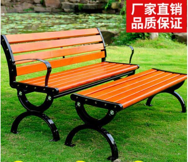 BOB两江新区公园休闲椅装车(图1)