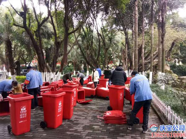 BOB沙坪坝区歌乐山镇街道废弃口罩专用垃圾桶垃圾箱(图5)