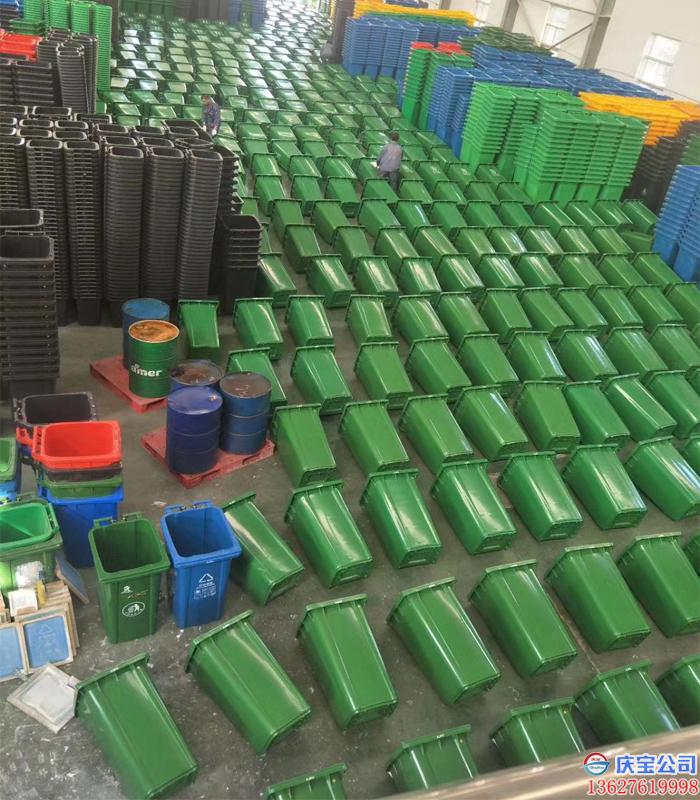 BOB垃圾分类塑料垃圾桶_120升L240升L塑料垃圾桶(图4)