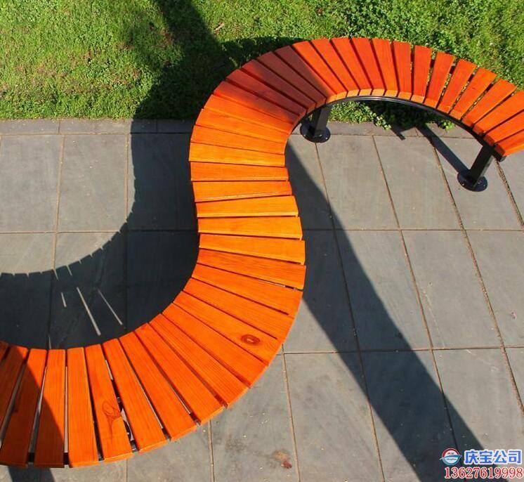 BOB公园椅,休闲椅厂家定制批发(图8)